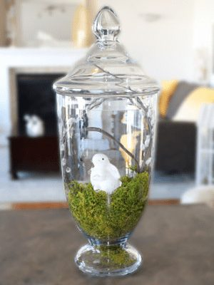 Spring Decor –  bring the outside in