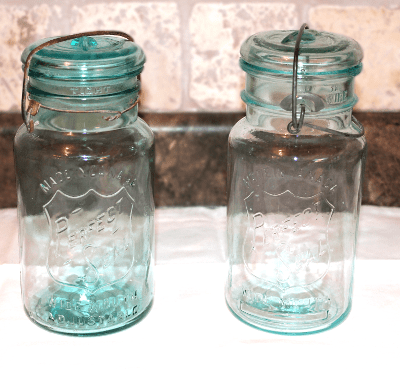 Mason Jars –  What's up with them lately?