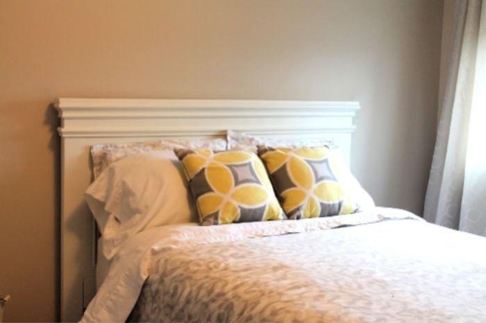 Diy Handmade Farmhouse bed