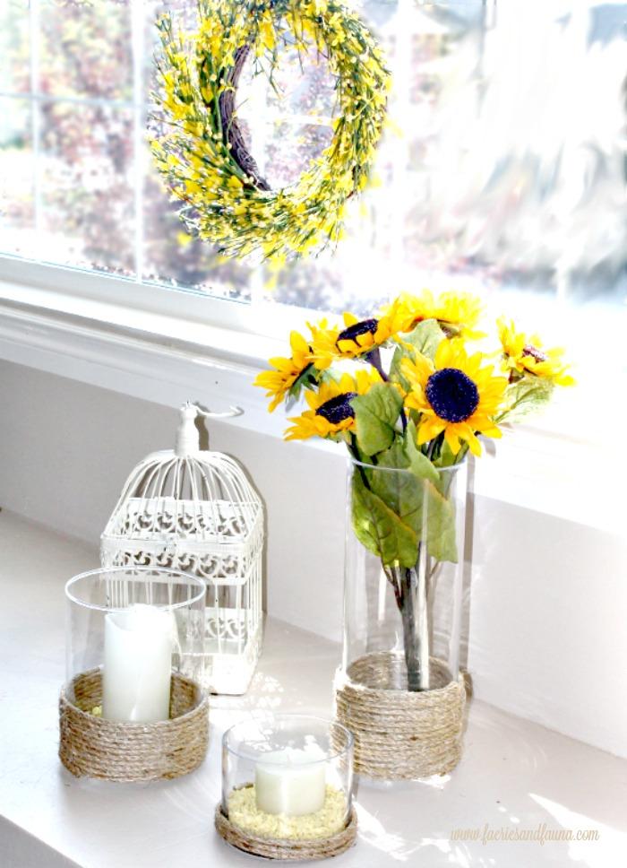 flower vase design in a contemporary