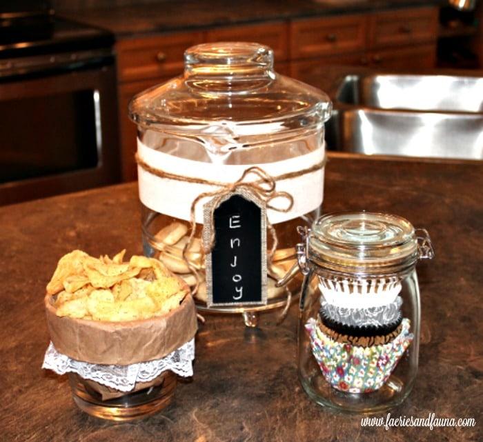 Ten minute glass craft ideas