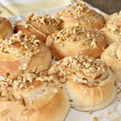Butterhorns Recipe