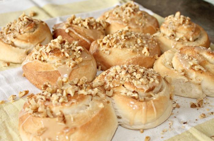 butter horn recipe, butter horns, maple butter, maple butter recipe