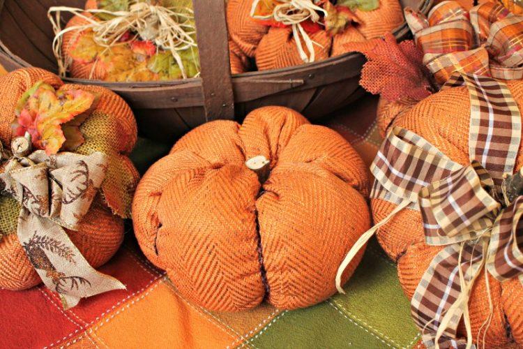 DIY, Sewing, Fall, Pumpkins