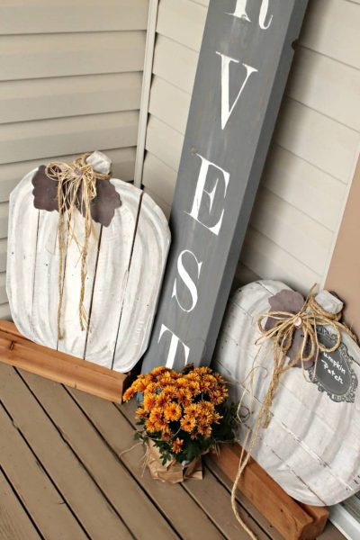 Fall, Pumpkins, Home Decor, Yard Decor, Fall, DIY, Crafts, Painting