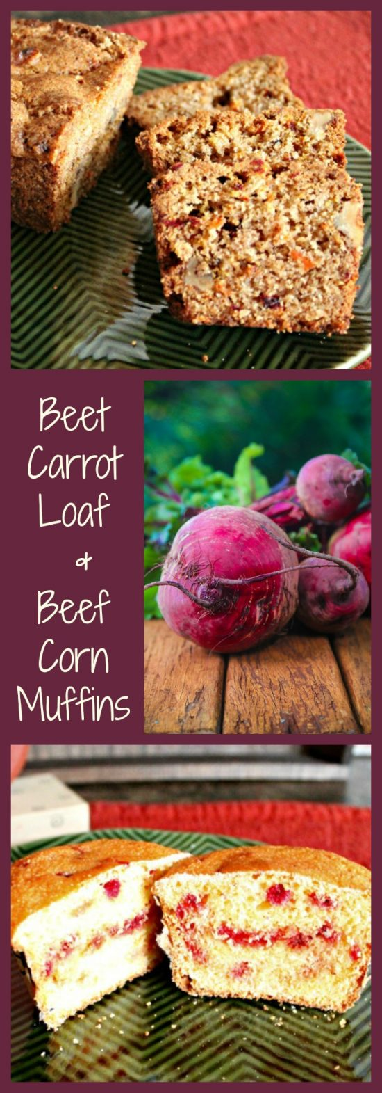 Beet, Loaf, Muffin, Baking, Fall