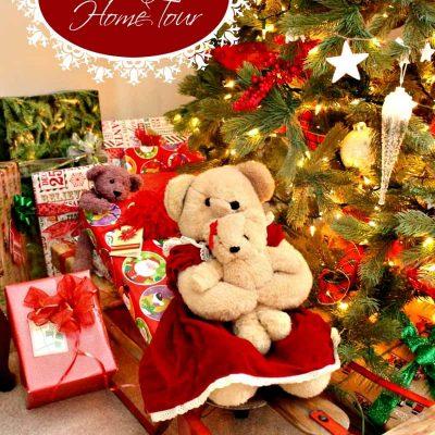 Faeries and Fauna Christmas Home Tour