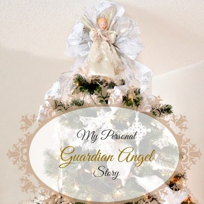 Leanna's True Guardian Angel and Christmas Angel Story