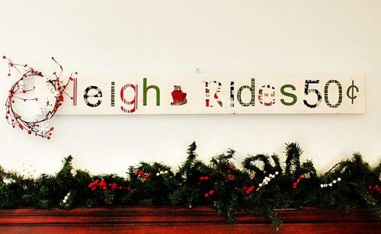 Christmas, Home Tour, Home Decor, DIY, Crafts