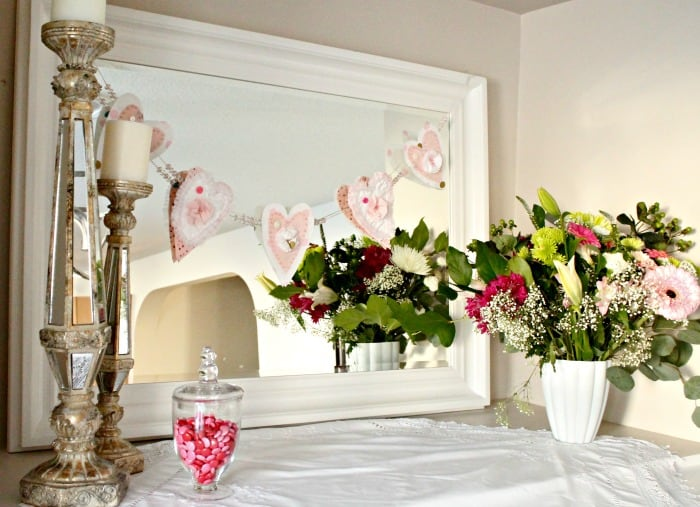 valentine decoration ideas, valentine's day decoration ideas, valentine's day banner, valentine banner, valentine's day banners