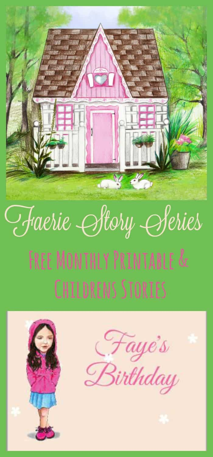 fairy, children stories, printables, free things