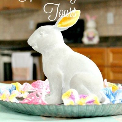 Faeries and Fauna Spring Home Tour
