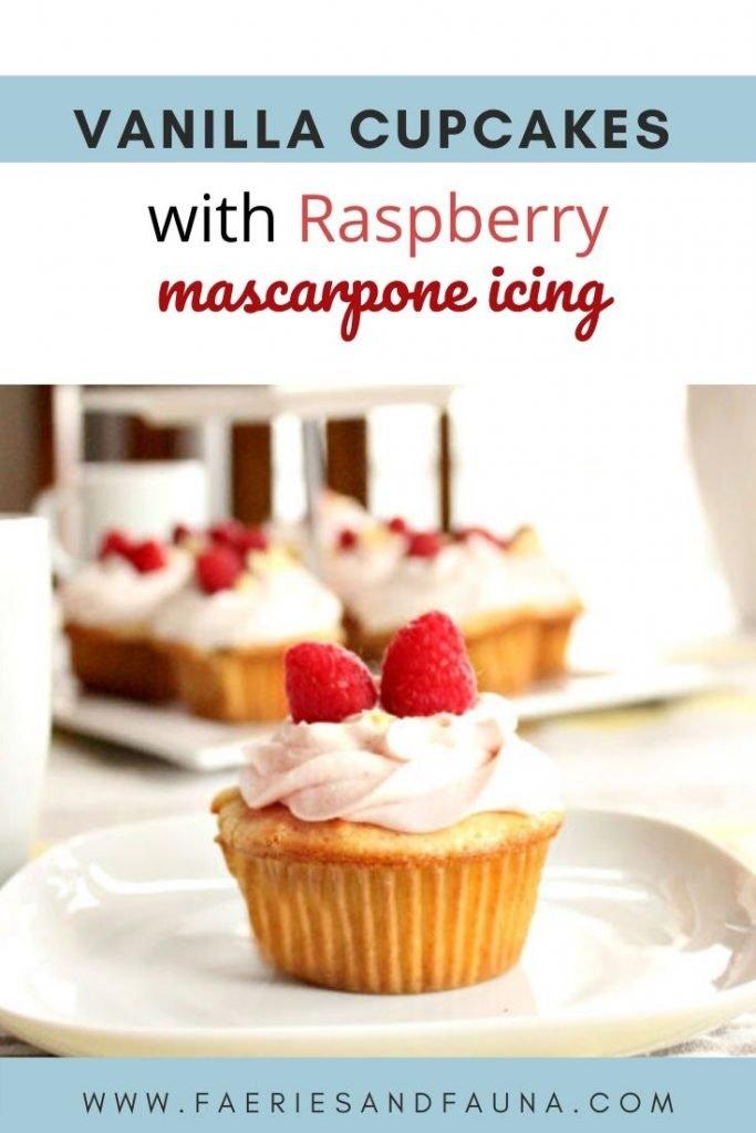 Raspberry mascarpone icing reci