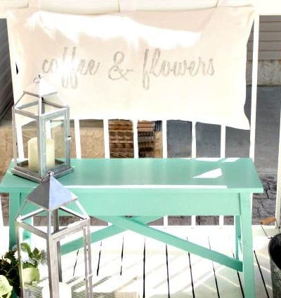 small front porch, small front porch ideas, cheap front porch decor, diy front porch decor.