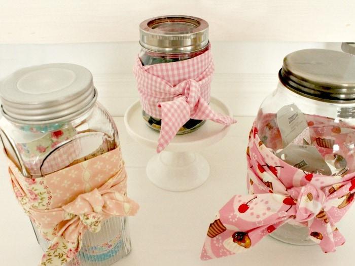 Craft storage ideas DIY, DIY craft room storage,mason jar storage