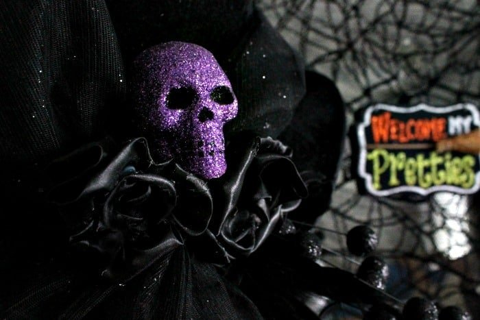DIY witch hat for Halloween decor. , witch hat decoration ideas, hat witch designs