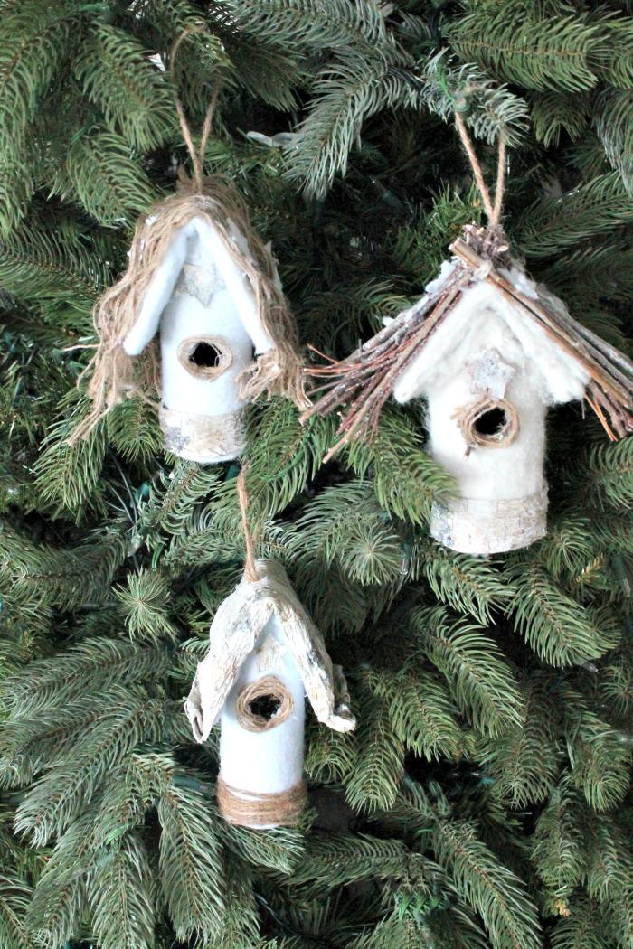 Diy Christmas Tree Ornaments With The Farmhouse Hens