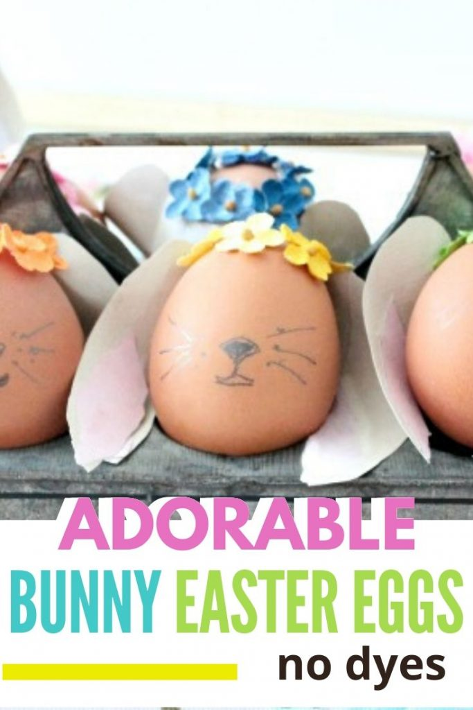 Easter egg decorating Easter craft idea for kids and families.
