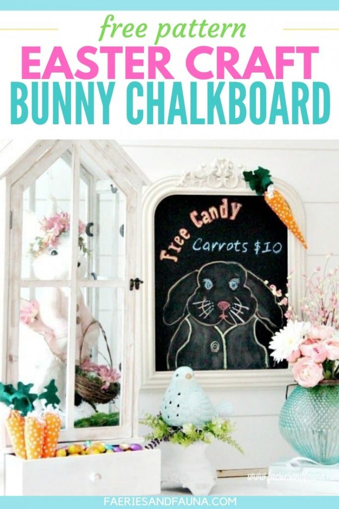 An easy and affordable Easter craft idea.