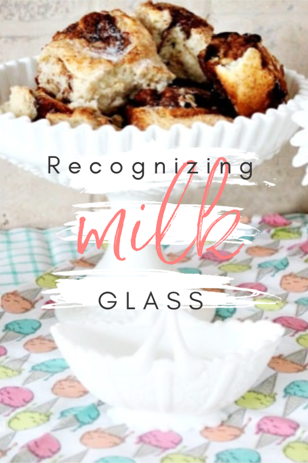 How to tell if milk glass is real.