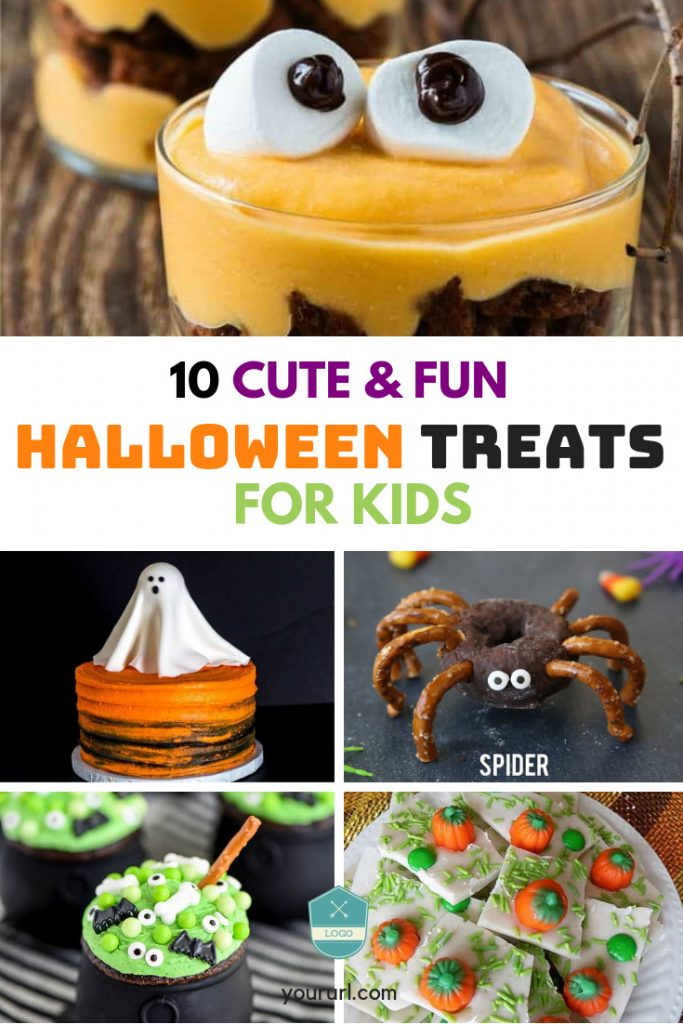 Adorable, fun Halloween treats to make. Lots of cool and creative ideas for Halloween.