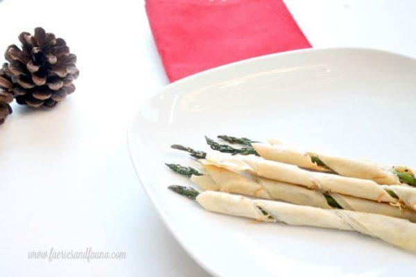 Lemon Parmesan Appetizer Recipe for Christmas a delicious party food.