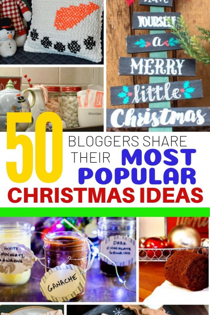 Favorite ideas from creators for Christmas. Christmas crafts, Christmas decor, Christmas games and of course Christmas recipes