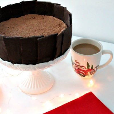 Easy Chocolate Cheesecake for Special Occasions