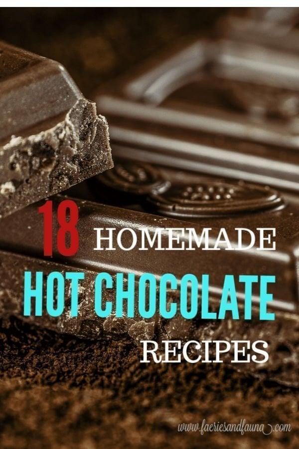 18 Hot Chocolate Recipes
