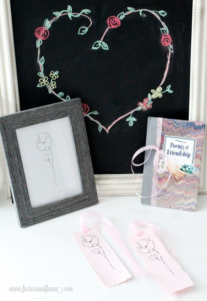 Easy DIY Valentine Gift ideas.
