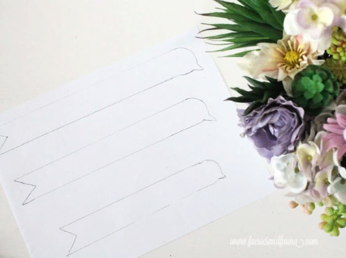 Paper template for making an Easy Spring Paper Craft, Easy origami bird