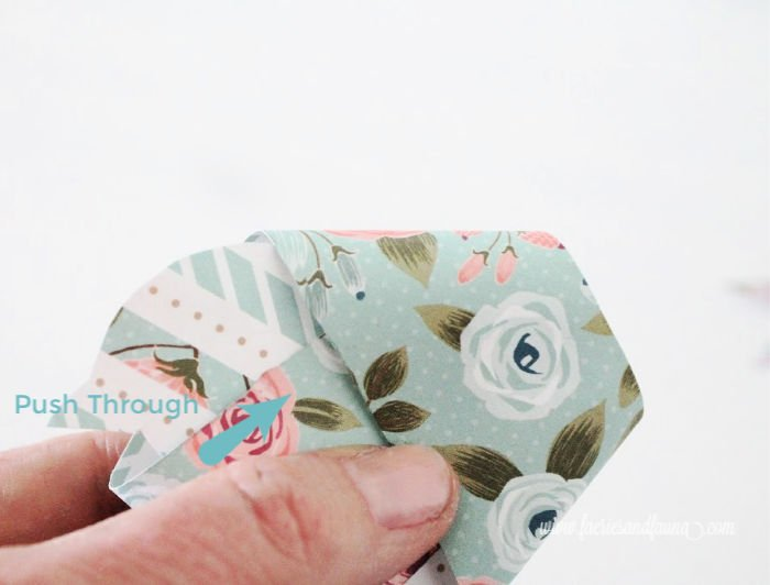 How to fold an easy to do paper origami bird craft.