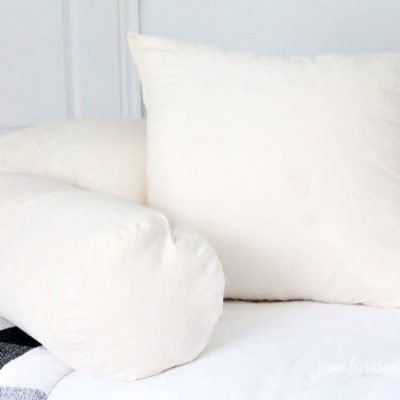 How to Repurpose Old Cushions into New DIY Cushion Inserts