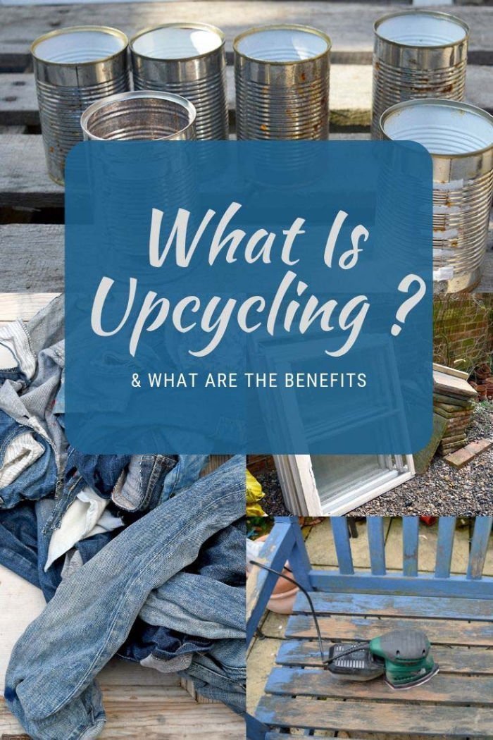 All about upcycling