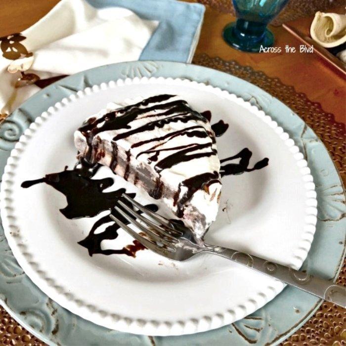 A No Bake Ice Cream Pie Recipe