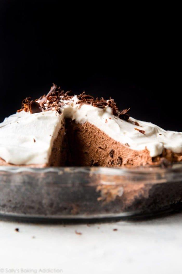 Easy Pie Recipe a Chocolate Pie Recipe
