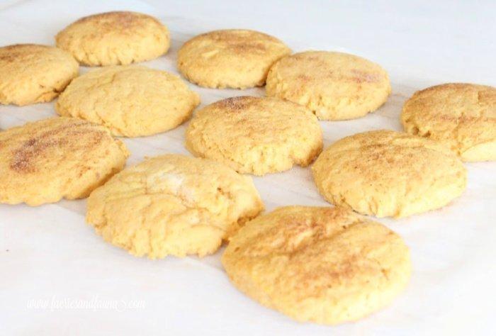 Pumpkin cookie recipe A pumpkin sugar recipe for Fall.