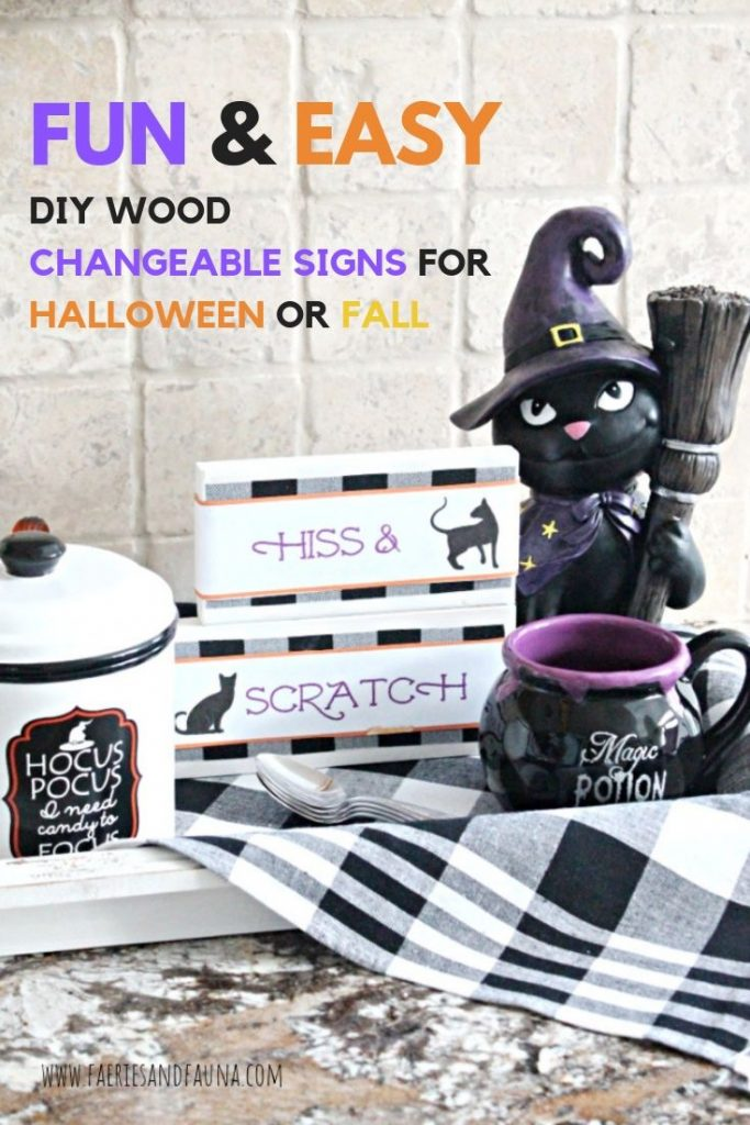 Free Halloween printable craft idea.