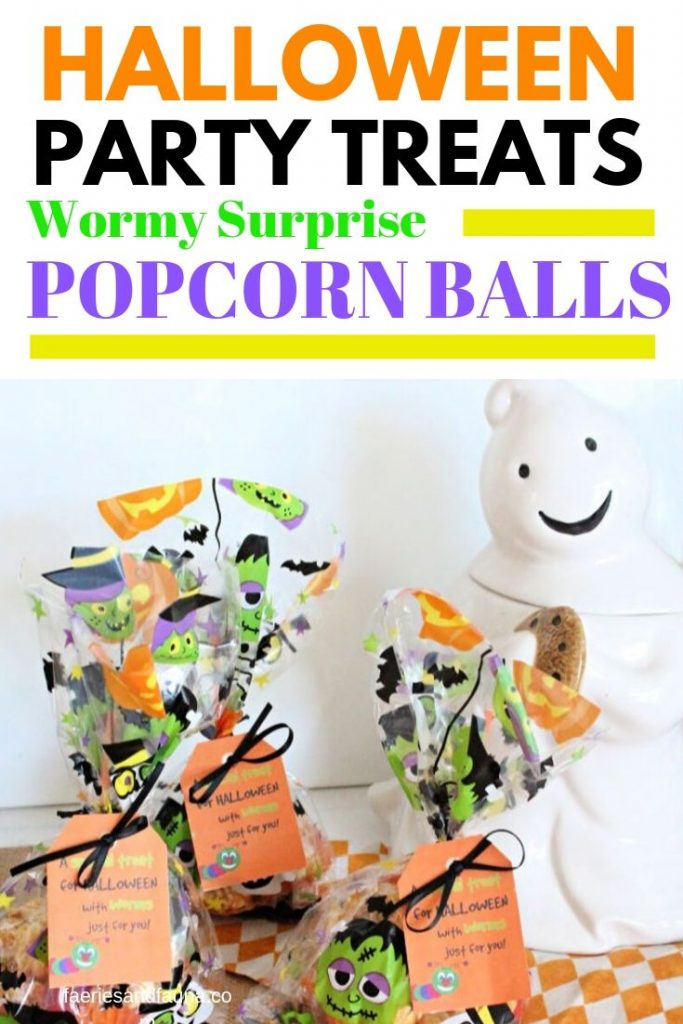 How to make popcorn balls for Halloween