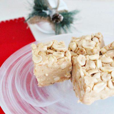 Homemade Payday Copycat Peanut Square Recipe
