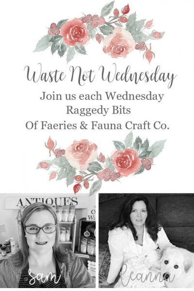 Join us each Wednesday for Waste Not Wednesday and share all your DIY and Craft Projects, Home Decor and yummy recipes   prettydiyhome.com