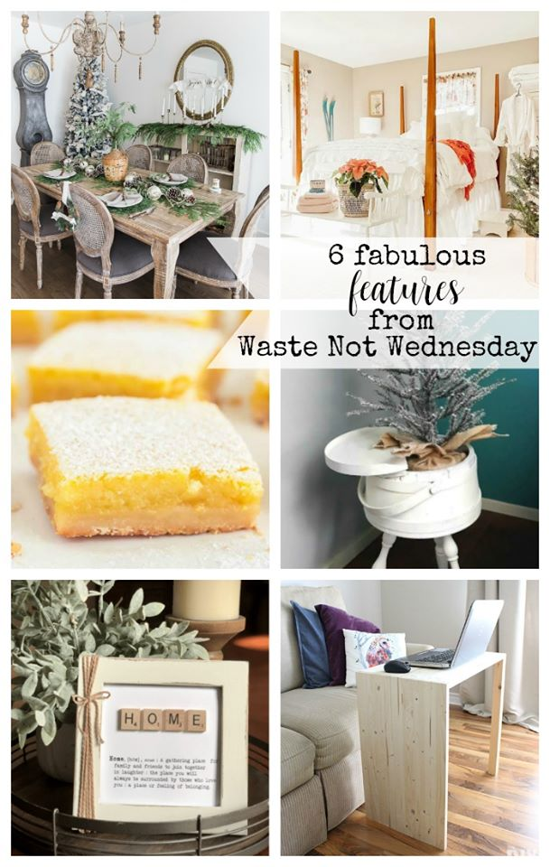 The favourite posts from the Waste not Wednesday link party.