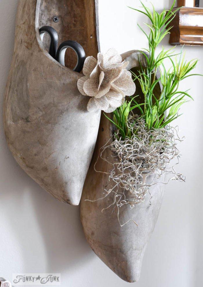 diy spring dcor ideas with moss