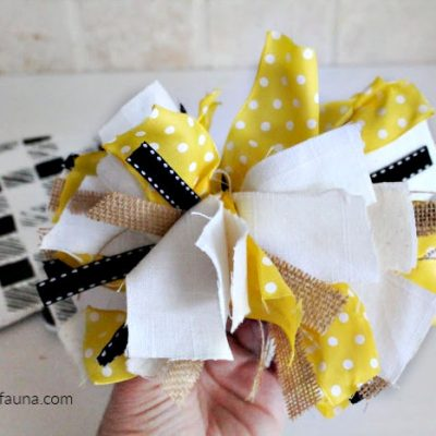 How to Make a Messy Bow