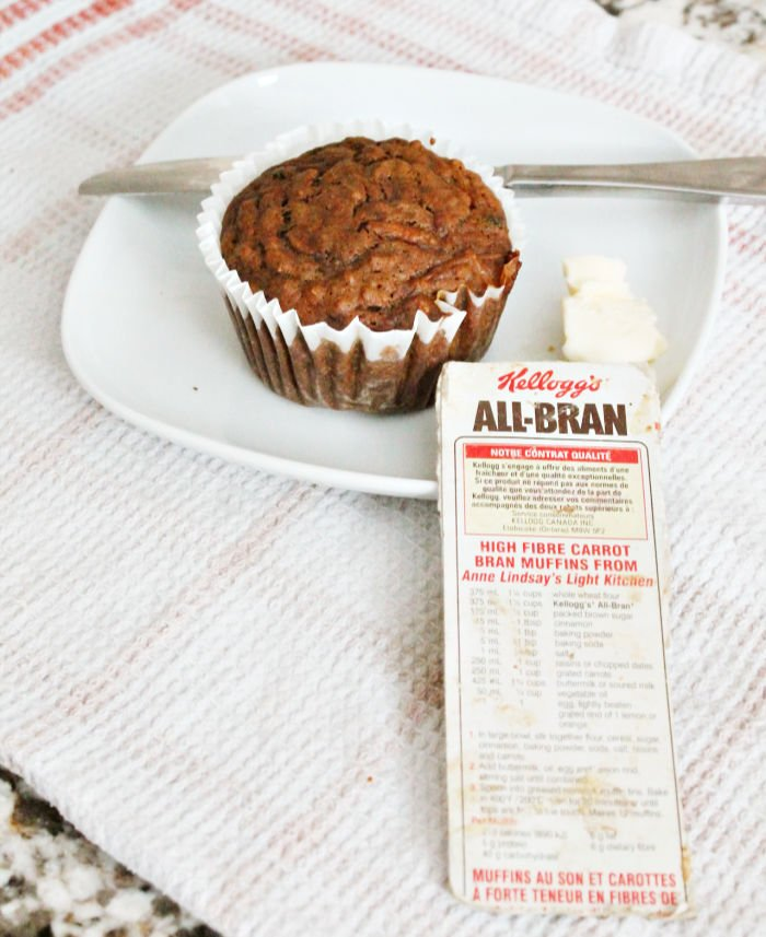 Old Fashioned All Bran Bran Muffin Recipe