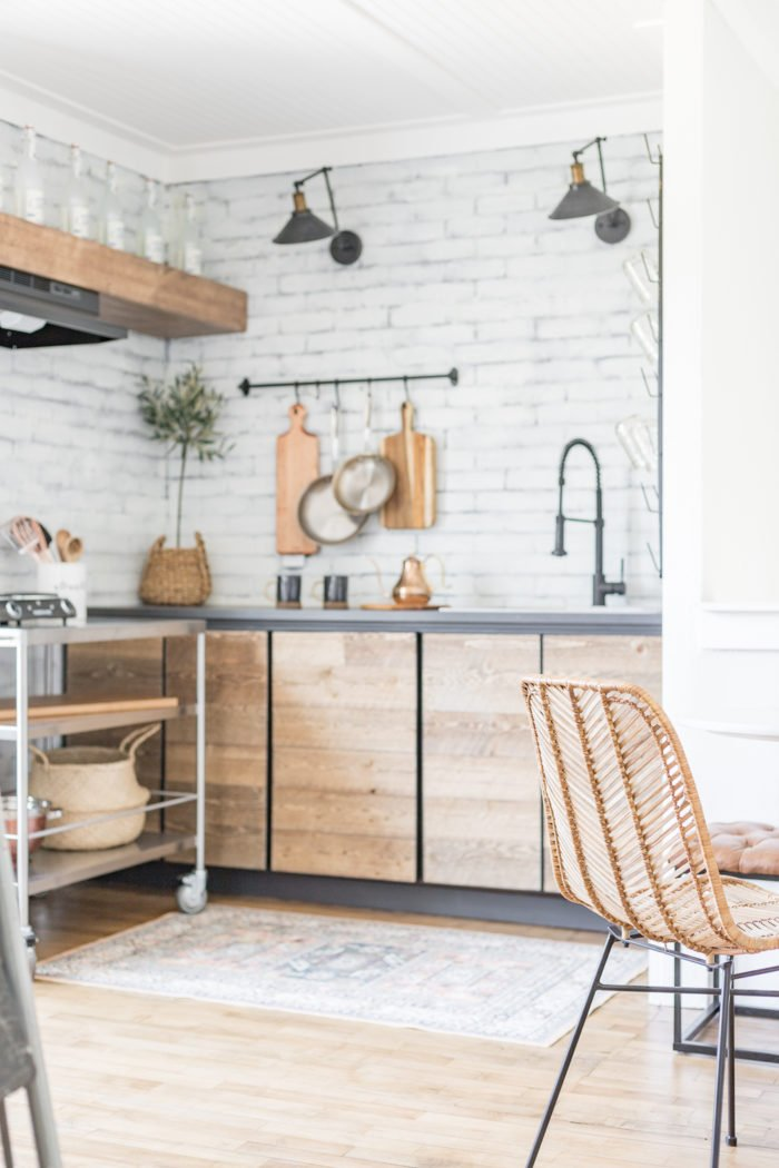 Rustic Industrial Kitchen Renovation
