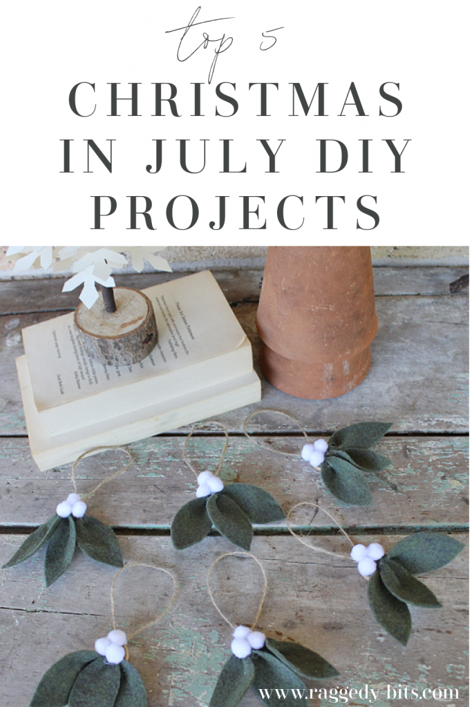 Five Easy Christmas In July Projects