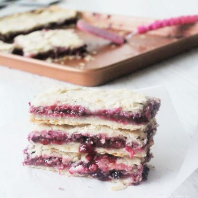 Bumbleberry Slab Pie Recipe