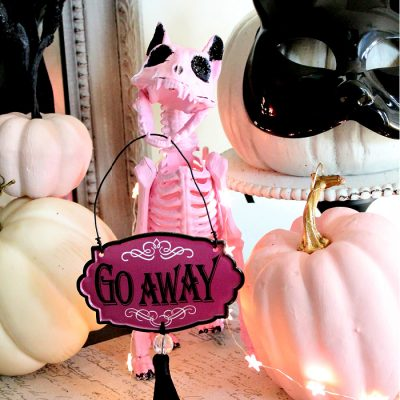 Halloween Cat Craft for Kids and Adults