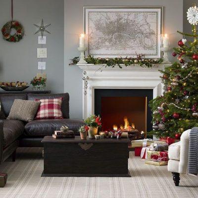 Christmas Decorating Themes – Traditional Christmas Decor